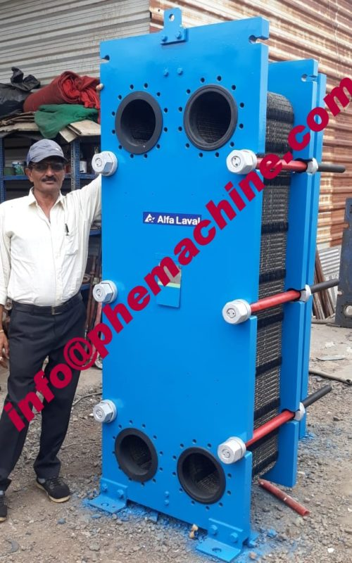 Plate Heat Exchanger –PHE Machine1