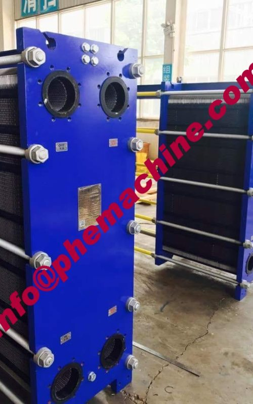 Plate Heat Exchanger –PHE Machine10