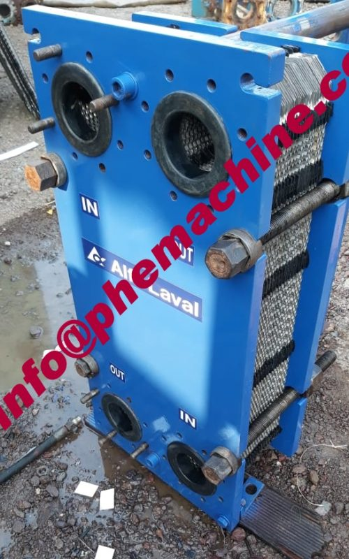 Plate Heat Exchanger –PHE Machine11