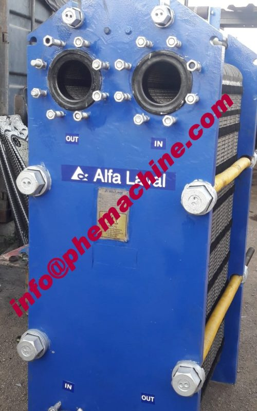 Plate Heat Exchanger –PHE Machine12