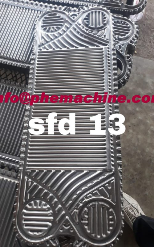 Plate Heat Exchanger –PHE Machine17