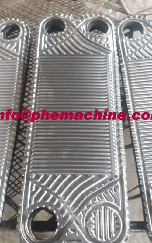 Plate Heat Exchanger –PHE Machine18