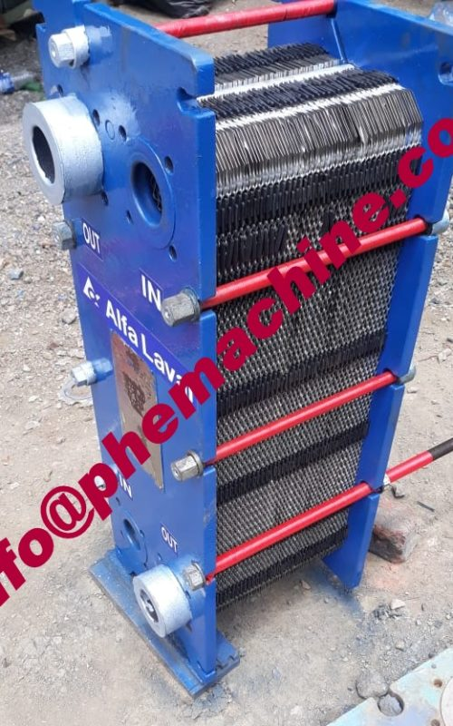 Plate Heat Exchanger –PHE Machine2