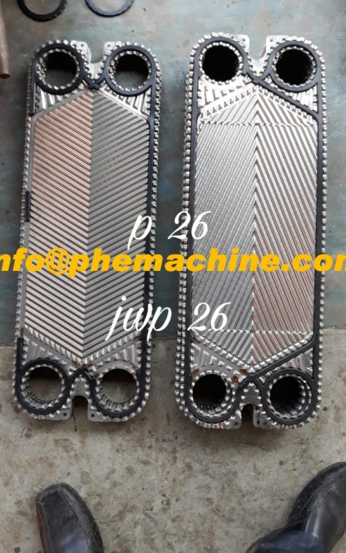 Plate Heat Exchanger –PHE Machine27