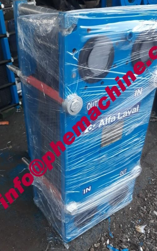 Plate Heat Exchanger –PHE Machine3