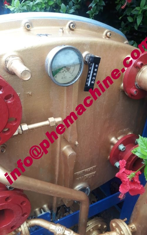 Plate Heat Exchanger –PHE Machine5