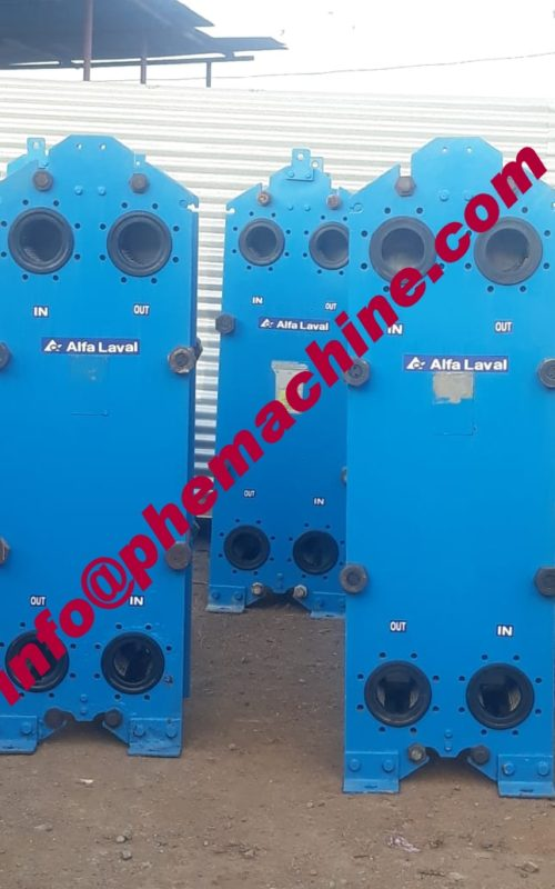 Plate Heat Exchanger –PHE Machine6