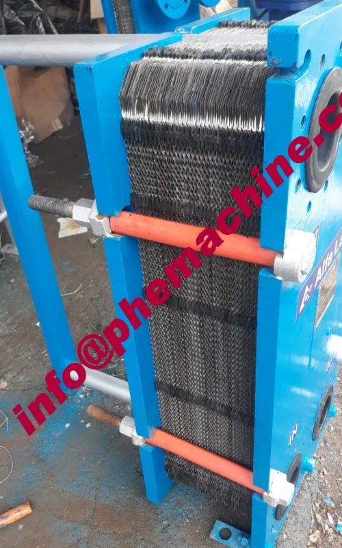 Plate Heat Exchanger –PHE Machine7
