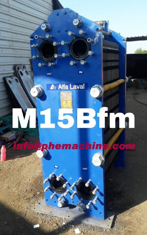 Plate Heat Exchanger –PHE Machine8
