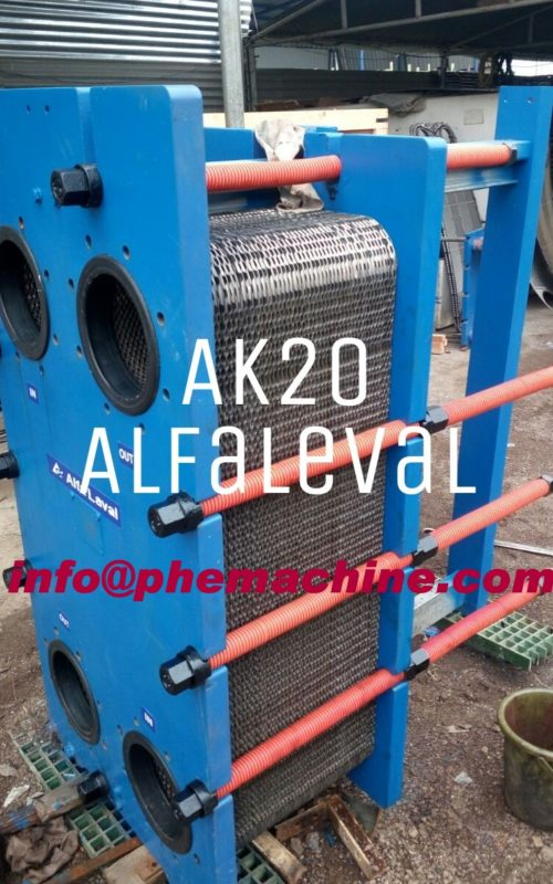 Plate Heat Exchanger –PHE Machine9