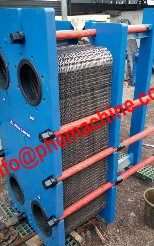 Alfa Laval AK20 Plate Heat Exchanger 1