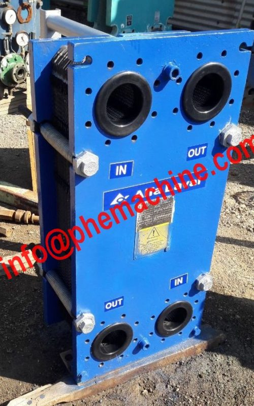 Alfa Laval AK20 Plate Heat Exchanger