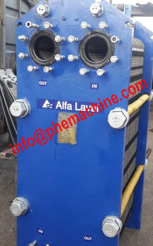 Alfa Laval M15 BFM Plate Heat Exchanger