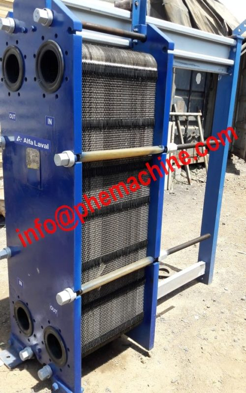 Alfa Laval M15 MFM Plate Heat Exchanger 1