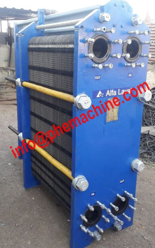 Alfa Laval M15 MFM Plate Heat Exchanger