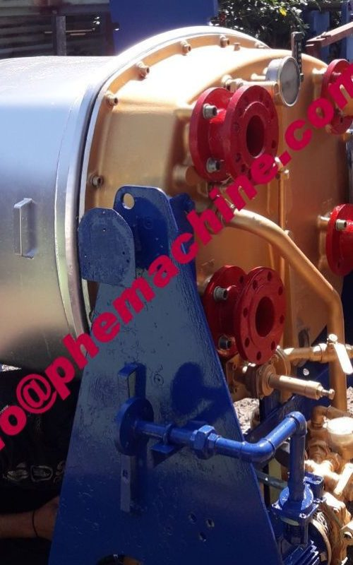Reconditioned Alfa Laval JWP 26 100